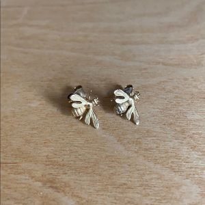 Anthropologie bee studs